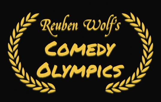 Reuben Wolf's Comedy Olympics